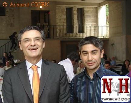 MM. Patrick Devedjian et Jean-Jacques Saradjian
