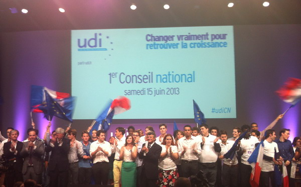 Conseil National UDI 2013