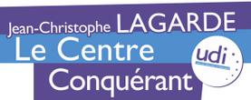 Jean-Christophe Lagarde – Le Centre Conquérant