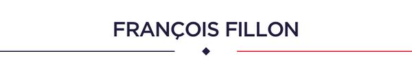 """François Fillon : """"Ma lettre aux Français"""""""