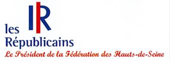 Président de la fédération LR des Hauts-de-Seine