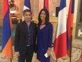 Réception petit palais ambassade d\'arménie en France