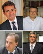 4 candidats à la présidence de l'UDI