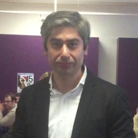 "Jean-Jacques SARADJIAN: ""Je déclare OUVERT le Bois-Colombes CHESS MASTER 2017 !"""