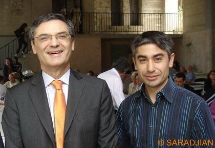 Patrick Devedjian et Jean-Jacques Saradjian