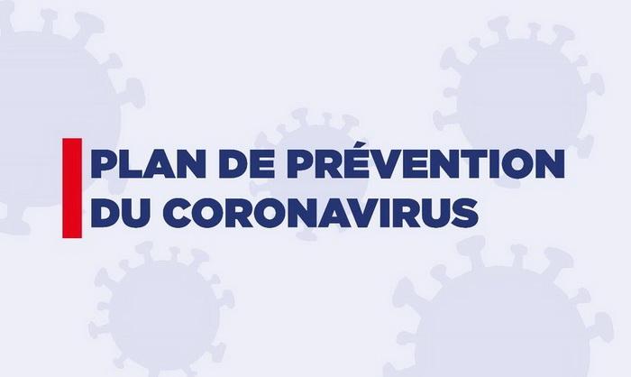 CORONAVIRUS : Plan de Prévention et communiqué de presse de Jacques KOSSOWSKI